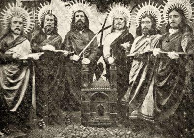 EVANGELIO Y TEMPLO INDUSTRIA Y COMERCIO 1925
